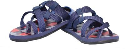 Guardian Men Red, Blue Sandals