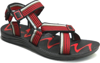 Anchor Pgs-961red Men Red Sandals