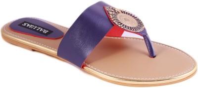 Balujas Women Purple Flats