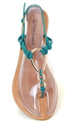 Raffinee Girls Blue Flats