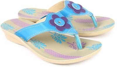 Liberty Girls Blue Sports Sandals