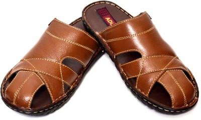 Adler Men Brown Sandals