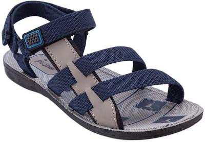 delux look Men Grey Sandals