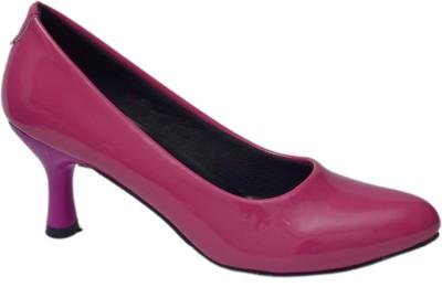 Trendigo Women Pink Heels