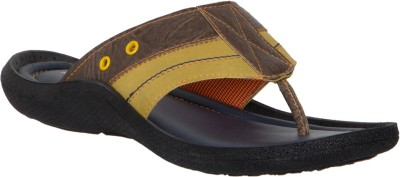 Randier Men Brown, Tan Sandals