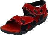 Rick Rock Men Red Sandals