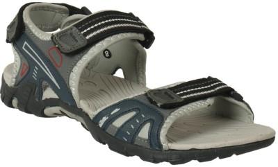 Action Shoes Men Grey Sandals