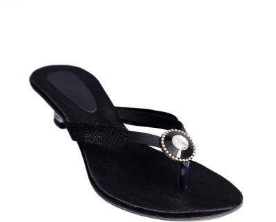 American Cult Women Black Heels