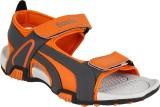 Bostan Men Orange Sandals