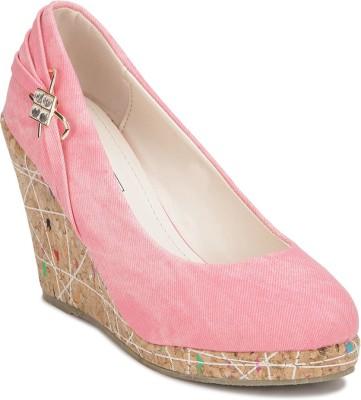 Yepme Women Pink Wedges
