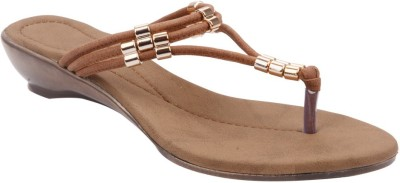 Chicopee Women Tan Wedges