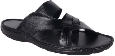 Royal Run Men Black Sandals