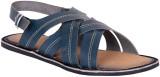 Tortoise Men Navy Blue Sandals