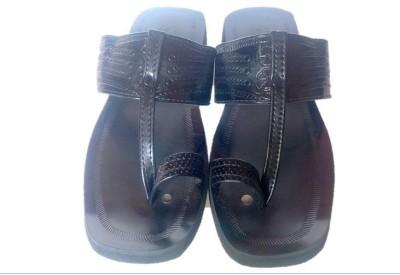 Shoozix Men Black Sandals
