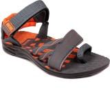 Scantia Men Orange Sandals