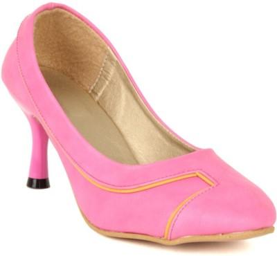 Lyc Women Pink Heels