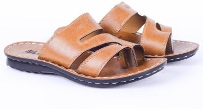 Slice Men Tan Sandals