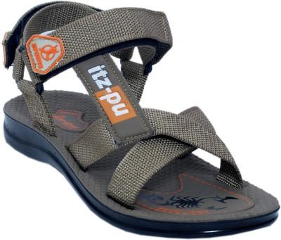 Italica Scorpio-Mouse Men Beige Sandals