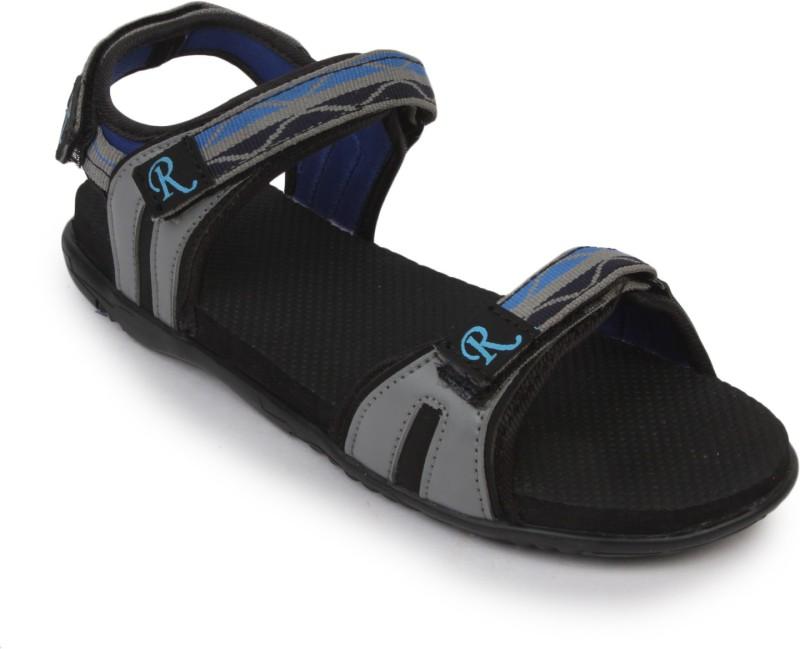 Rod Takes Girls, Women Blue, Grey Sports Sandals