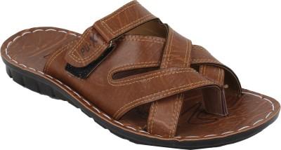 Xpert Men Tan Sandals