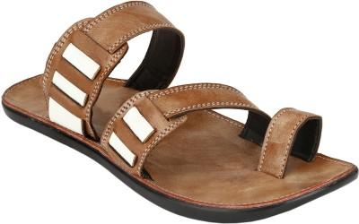 Brown Sugar Men Beige Sandals