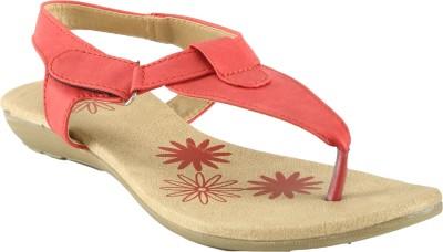 Meriggiare Women Red Flats