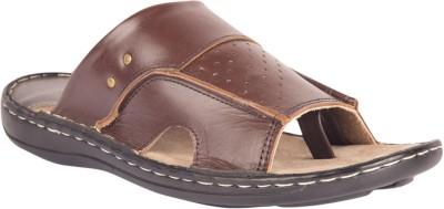 Invixo Elyte Mule Men Brown Sandals
