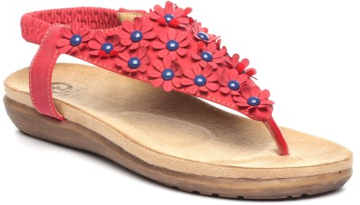 Pavers England Women Red Sandals