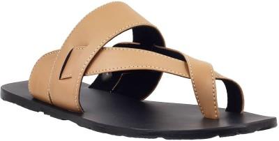MSL Men Beige Sandals