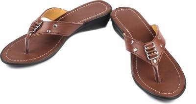 Vishwakarma Choice Women Brown, Brown Heels
