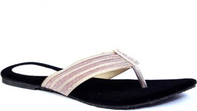 Latest LATE0050800CW Women Gold, Pink Flats