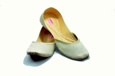 Instylo Women Gold Flats