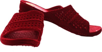 AALISHAN Boys Red Sandals