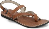 Handicrafts Men Brown Sandals
