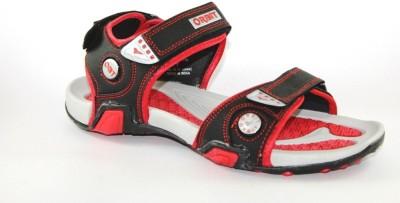 Orbit Men Red Sandals