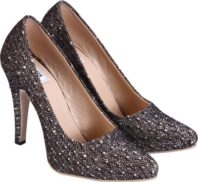 Soft & Sleek Girls Black Sandals