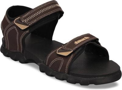 Touch Men Brown Sandals