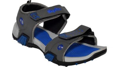 Skydo Men Blue Sandals