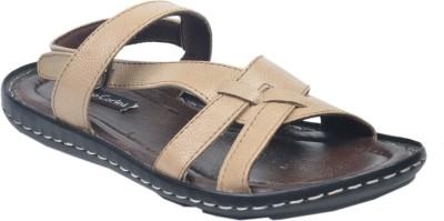 Pietro Carlini Men Beige Sandals