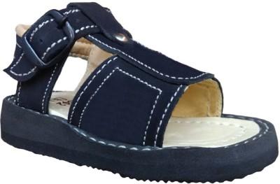Tonit Baby Boys, Baby Girls Black Sandals