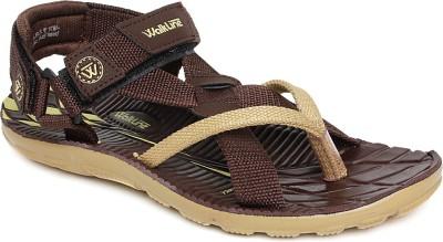 Walkline Men Brown Sandals