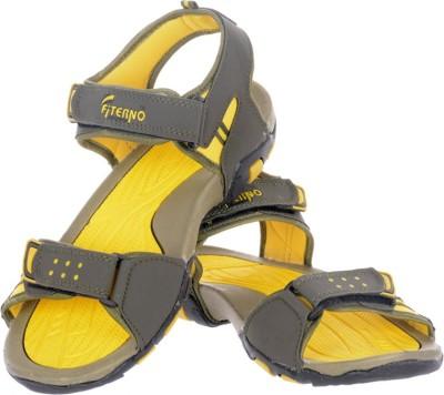 Per Te Solo Air Light Men Olive Sandals