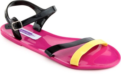 Aashka Women Pink Flats