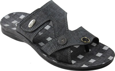 Toyto Men Navy Sandals