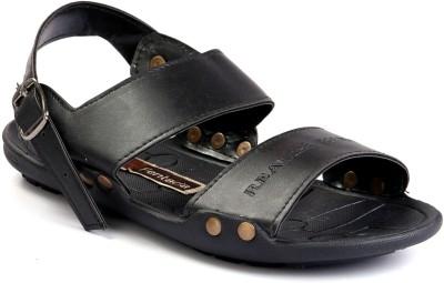 Fentacia Men Black Sandals
