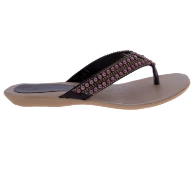 Dutch Benson Women Brown Sandals