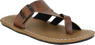 Knight Ace Men Tan Sandals