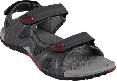 F Sports Men Red Sandals