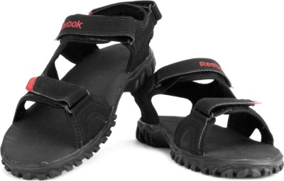 Reebok REEBEL Men Black Sports Sandals