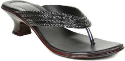 Kosher Men Black Sandals